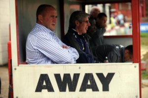 "Coventry manager Andy Thorn has dismissed ""malicious rumours"" he has quit as Sky Blues boss"