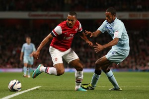 Arsenal v Coventry COCR1