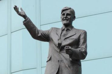 Jimmy Hill statue