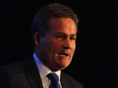 Former Sky Sports anchor, and current TalkSport host, Richard Keys.