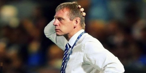 Stuart Pearce has been axed as the England Under 21 manager.