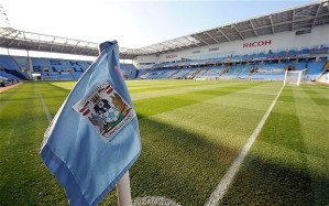 The Ricoh Arena, home of Coventry City since moving from Highfield Road in 2005.