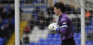 Former Coventry City goalkeeper Keiren Westwood, who left to club to join Premier League side Sunderland.