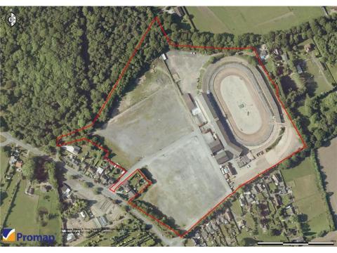 Brandon Speedway Stadium