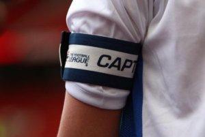 Football League captains arm band