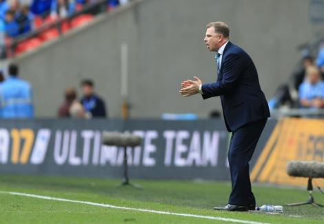 Mark Robins nominated for September Manager of theMonth