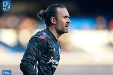 Coventry City sign free agent Lee Camp
